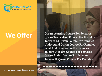 Quran classes for ladies near me