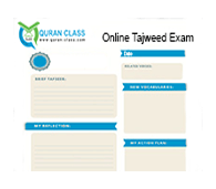 Quran Examination transcript